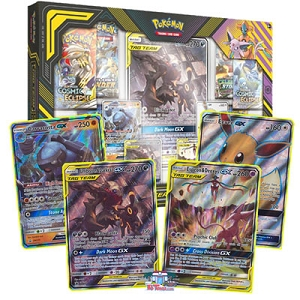 Umbreon & Darkrai-GX Tag Team Powers Collection Box - PTCGO Code