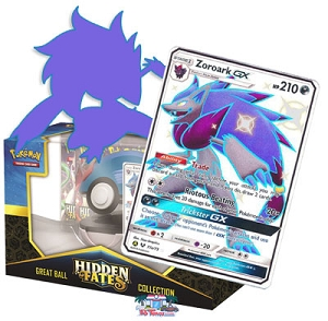 Pokemon TCG Online Codes For Shiny Zoroark GX Promo