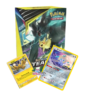 Pokemon TCG Online Codes For Team Up Pre Release Promo Box ( Jirachi,Zapdos,Nidoqueen,Charizard Possibility) - Automatic E-mail Delivery