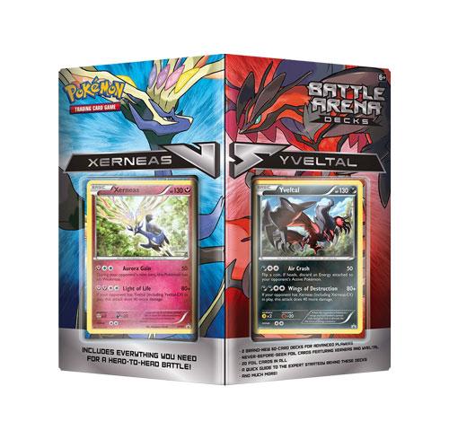 Keldeo vs Rayquaza Battle Arena Deck - PTCGO/TCG Codes