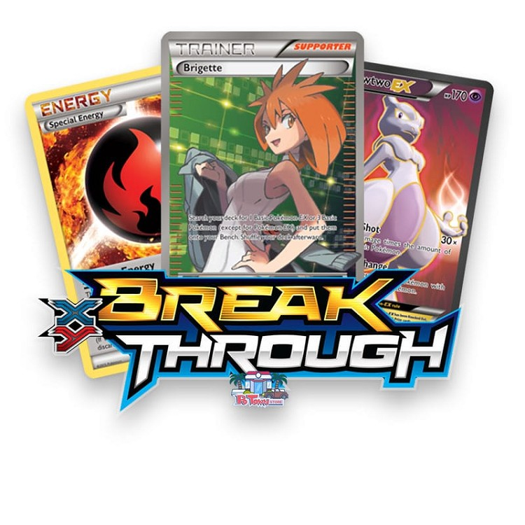Break Through - Pokemon TCG Codes