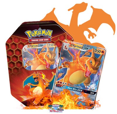 Pokemon TCG Online Codes Charizard GX Deck