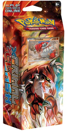 Earth's Pulse Theme Deck - Pokemon TCG Online Codes