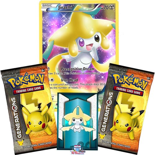 Jirachi - Mythical Collection - PTCGO Code