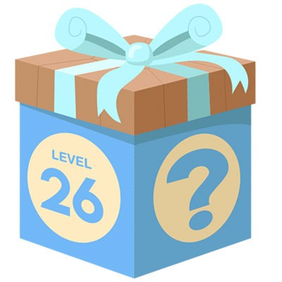 Mystery Box Level 26 - Misc / Ex -GX / League Promo - PTCGO Code