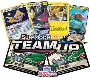 Pokemon TCG Online Codes For Sun And Moon Team Up Booster Pack - Automatic E-mail Delivery