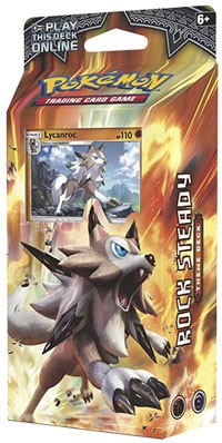 Rock Steady Deck - PTCGO Code