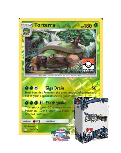 Ultra Prism Season 1 Rewards - Pokemon TCG League Codes