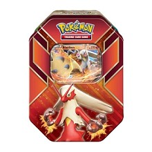 Blaziken-EX Deck Hoenn Power Tin - PTCGO Code