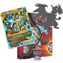 Mega Charizard X Battle Arena Deck - Pokemon TCG Online Codes