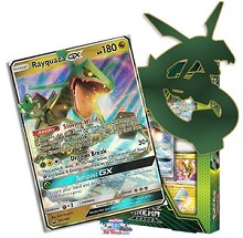 Rayquaza-GX Battle Arena Deck - Pokemon TCG Online Codes