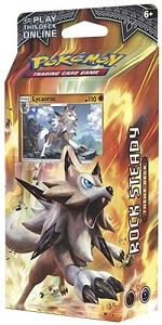 Rock Steady Theme Deck - Pokemon TCGO Codes