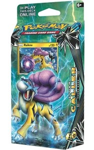 Storm Caller Theme Deck - Pokemon TCG Online Codes