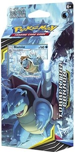 Torrential Cannon Theme Deck - PTCGO Code