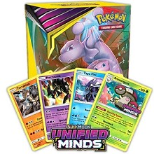 Unified Minds Pre Release Promo Box - PTCGO Code