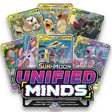 Unified Minds - PTCGO Code