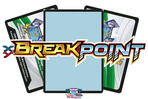 Pokemon TCG Online Codes For XY-BREAKpoint Booster Pack